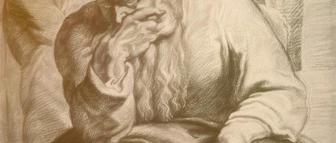 Reubens portrait of Jeremiah